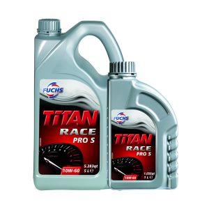 Titan Race Pro S 10W60