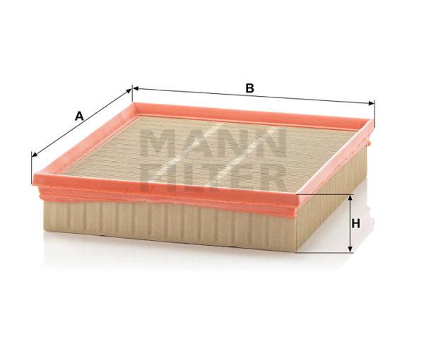 Mann Filter C25135 Air Filter