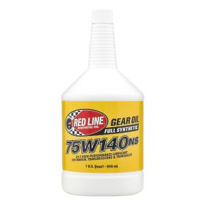 Red Line 75W140 NS GL-5 Gear Oil