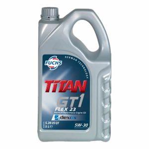 Fuchs Titan GT1 Flex 23 - 5 Litre