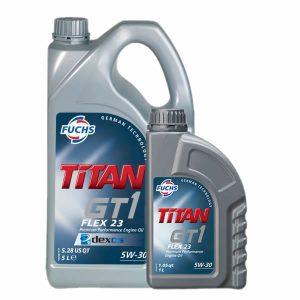 Titan GT1 Flex 23 5W30