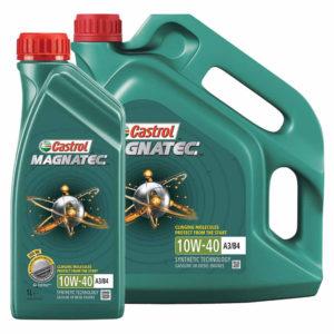 Castrol Magnatec 10W40 Semi Synthetic Engine Oil