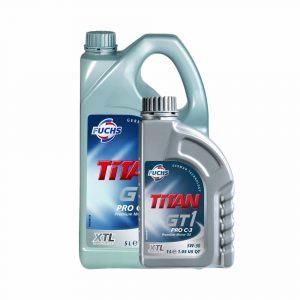 Fucjs Titan GT1 Pro C-3 Engine Oil