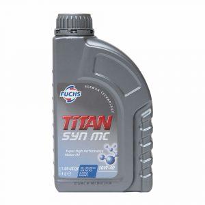 Fuchs Titan SYN MC 10W40 Semi Synthetic Engine Oil