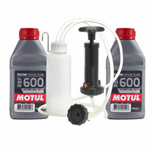 Motul RBF 600 Brake Fluid Bleeding Kit