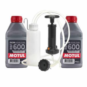 Motul RBF 600 Brake Fluid Bleeding Kit
