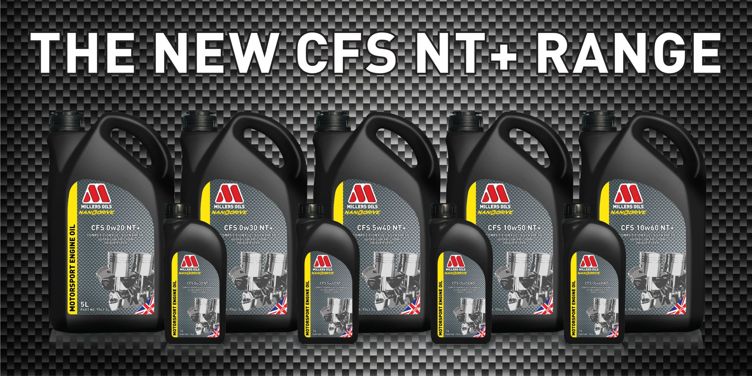 Millers CFS NT+ Engine Oils
